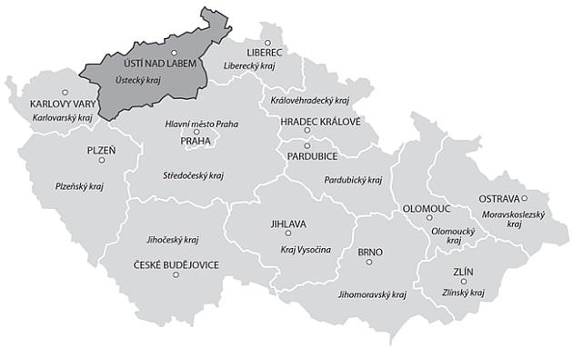 Cenova Mapa Pozemku Ustecky Kraj