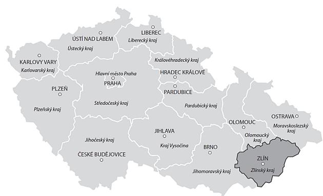 Cenová mapa pozemků – vývoj skutečných reálných cen v Ústeckém kraji